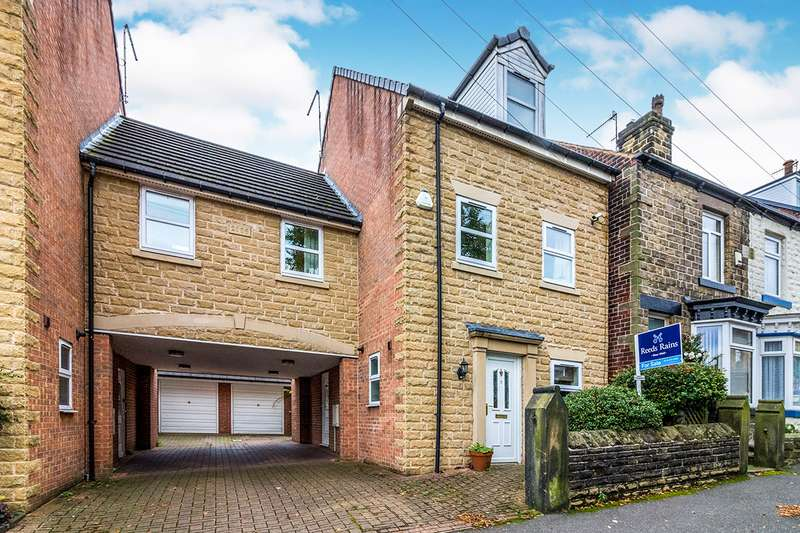 3 Bedrooms Link Detached House for sale in Dorothy Road, Sheffield, S6