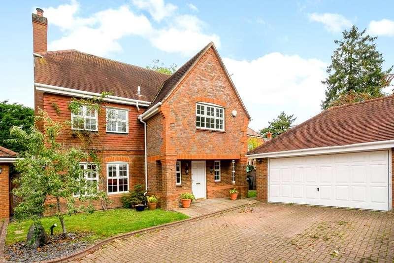 4 Bedrooms Property for sale in Night Owls, Greenham, Newbury, Berkshire