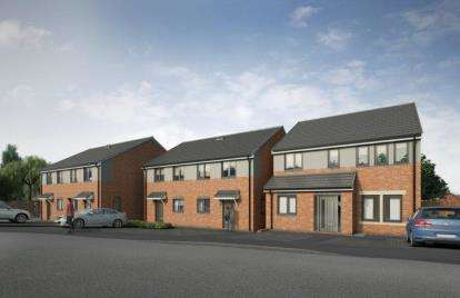 4 Bedrooms Semi Detached House for sale in Priory Court, Rainton Gate, Houghton Le Spring, Durham, DH4