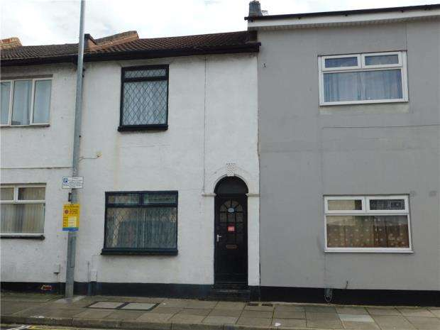 2 Bedrooms Terraced House for sale in Stamshaw Road, Portsmouth, Hampshire