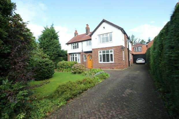 4 Bedrooms Detached House for sale in Whitehall Road, Sale