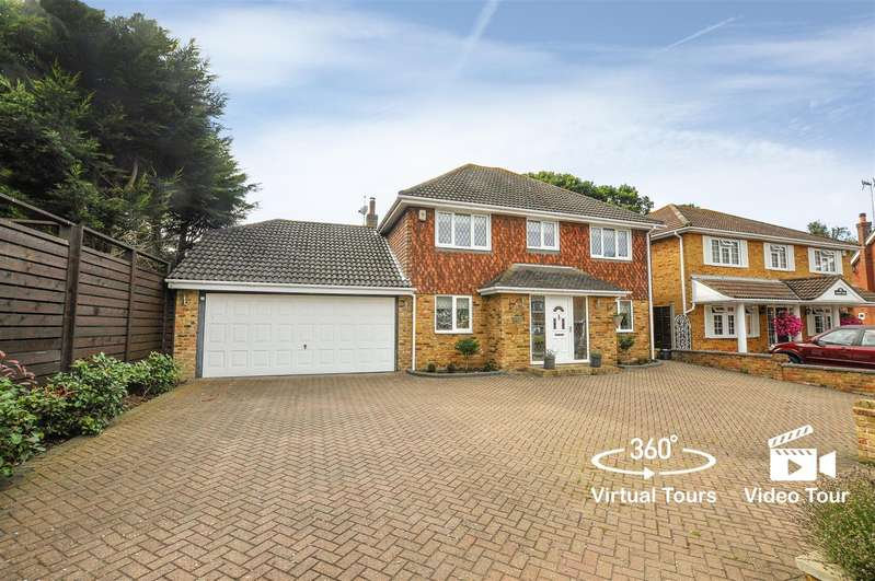 5 Bedrooms Detached House for sale in The Canters, Benfleet