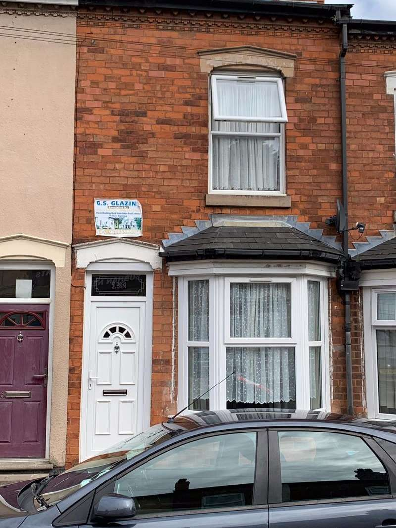 3 Bedrooms Terraced House for sale in Havelock Road, Saltley, Birmingham