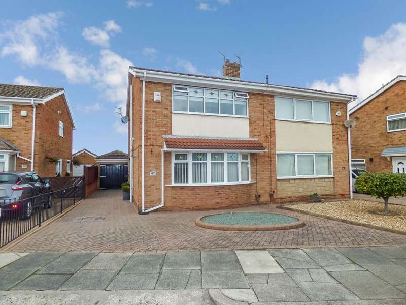 3 Bedrooms Property for sale in Kinderton Grove, Norton, Stockton-on-Tees, Cleveland, TS20 1QS