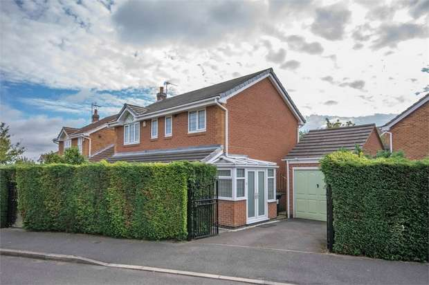 4 Bedrooms Detached House for sale in Victoria Avenue, Heanor, Derbyshire