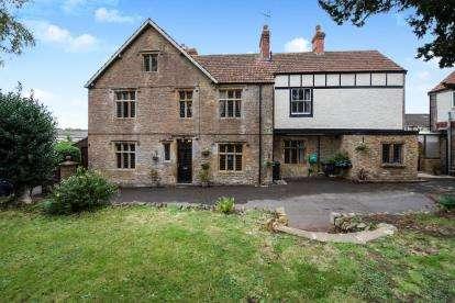 5 Bedrooms End Of Terrace House for sale in Merriott, Somerset, U.K