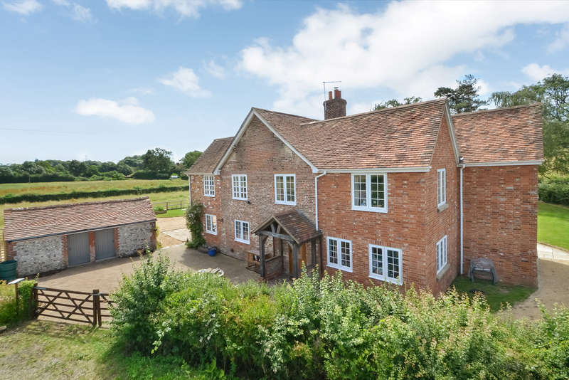 6 Bedrooms Detached House for sale in Hambledon, Hampshire