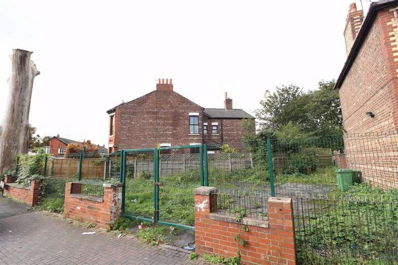 Land Commercial for sale in Walter Street / Ayres Road, Old Trafford, Trafford, M16