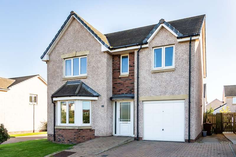 4 Bedrooms Detached House for sale in Ness Place, Tranent, EH33