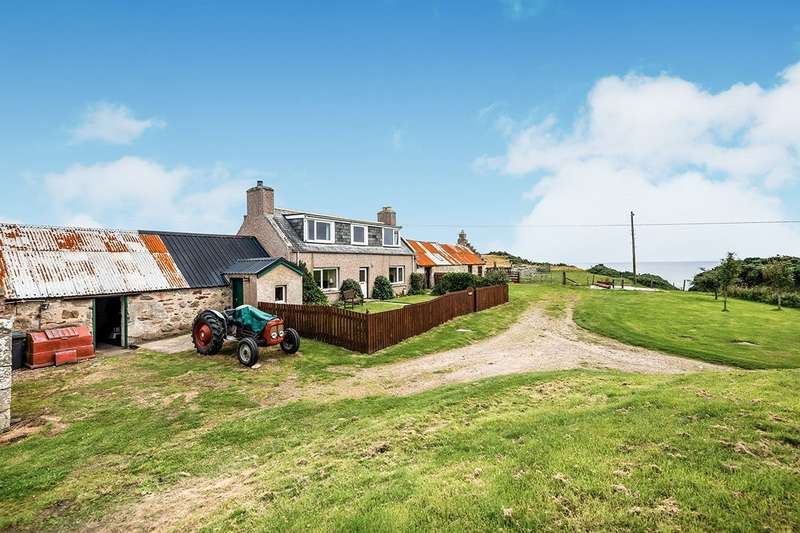 3 Bedrooms Detached House for sale in Seaview, Doll, Brora, Sutherland, KW9