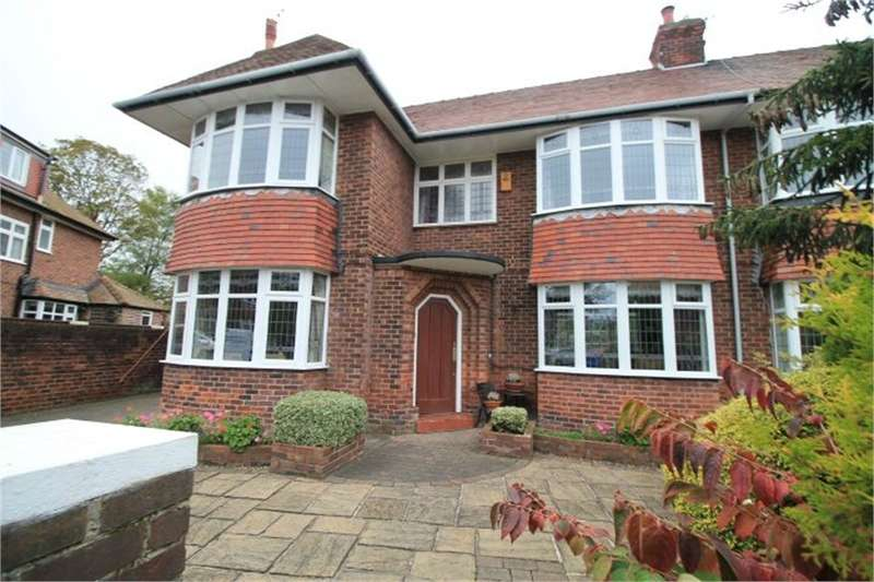 4 Bedrooms Semi Detached House for sale in Bonnington Avenue, Crosby, LIVERPOOL, Merseyside