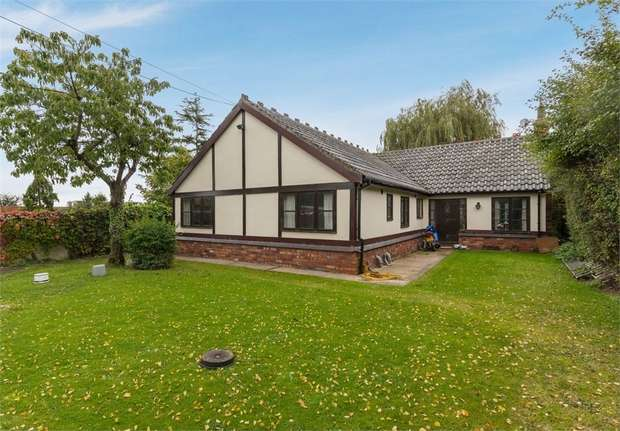 5 Bedrooms Detached House for sale in Buttfield Lane, Howden, Goole, East Riding of Yorkshire