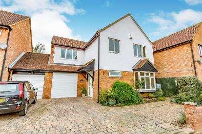 4 Bedrooms Detached House for sale in The Spinney, Bradwell, Milton Keynes, Buckinghamshire