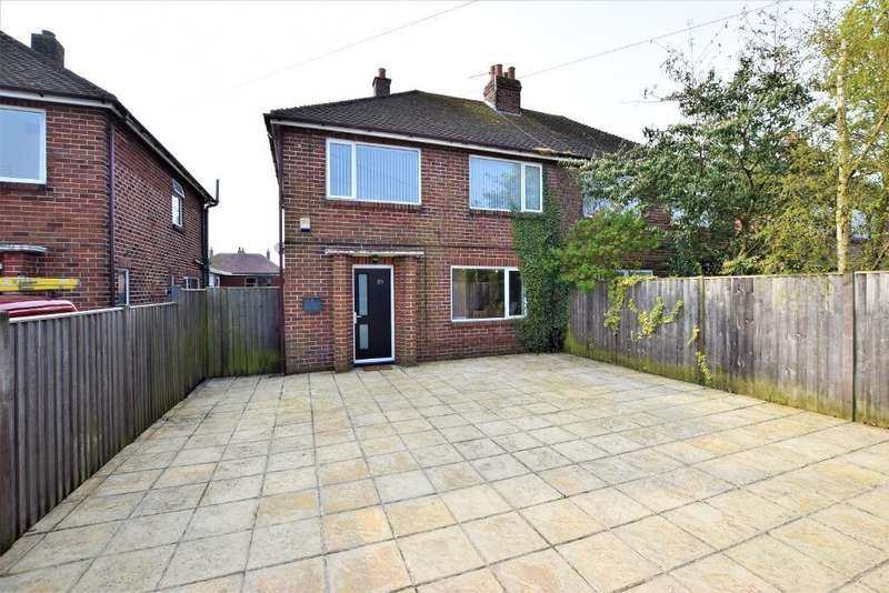3 Bedrooms Semi Detached House for sale in Clifton Place, Freckleton