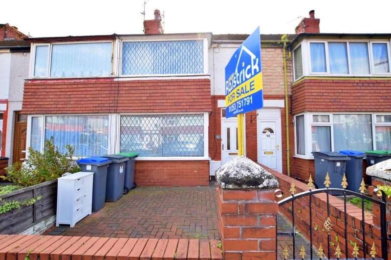 3 Bedrooms Terraced House for sale in Willowbank Avenue, Blackpool