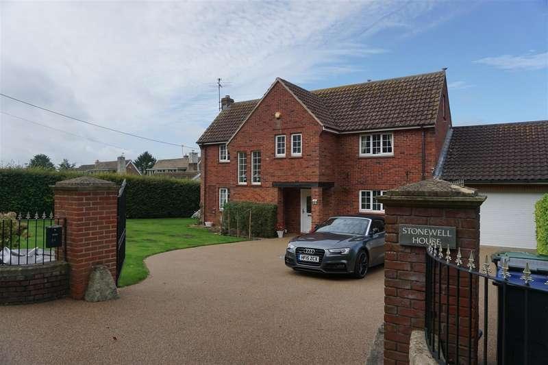 4 Bedrooms Detached House for sale in Victoria Road, Trowbridge