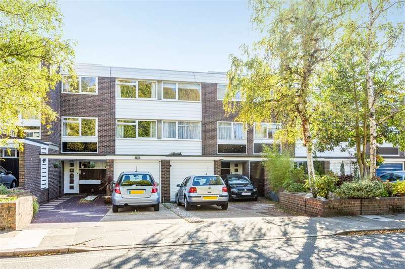 4 Bedrooms Town House for sale in Whiteledges, London, W13