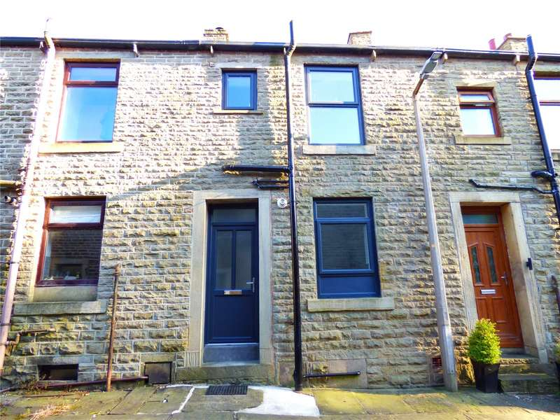 2 Bedrooms Terraced House for sale in Mansion House Buildings, Crawshawbooth, Rossendale, BB4