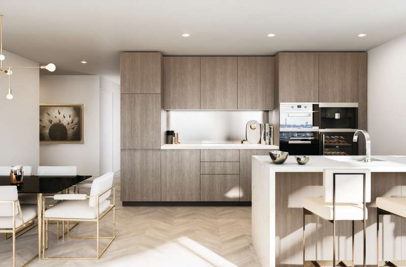 1 Bedroom Apartment Flat for sale in EC2A 2FA