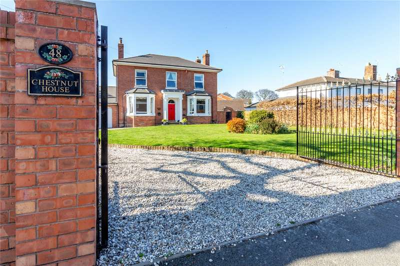 4 Bedrooms Detached House for sale in Boughton Street, Worcester, Worcestershire WR2