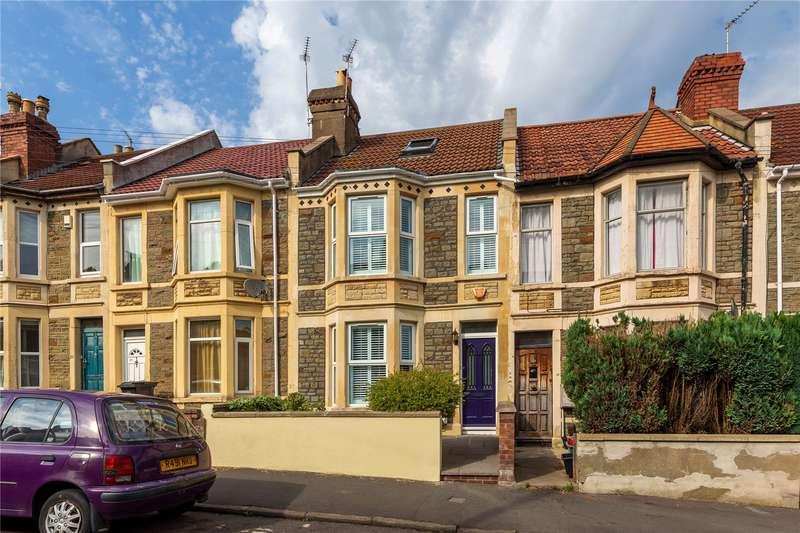 4 Bedrooms Property for sale in Douglas Road, Horfield, Bristol BS7