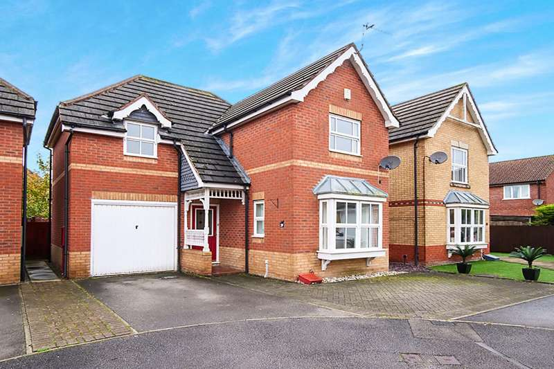 Detached House for sale in Gillingwood Road, York, North Yorkshire, YO30