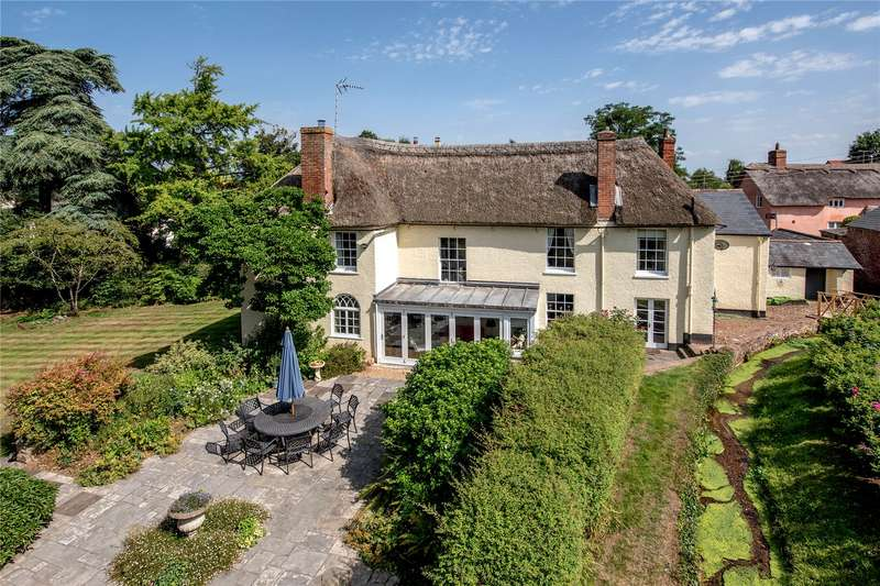 5 Bedrooms Detached House for sale in Mount Street, Bishops Lydeard, Taunton, Somerset, TA4