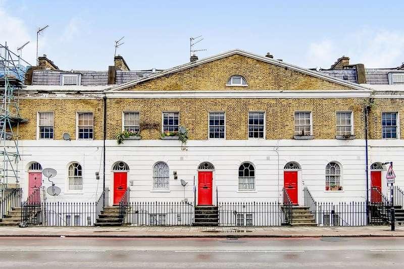 2 Bedrooms Flat for sale in Harleyford Road, London SE11