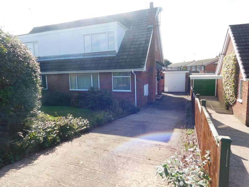 2 Bedrooms Bungalow for rent in Hillary Drive, Audlem, Crewe