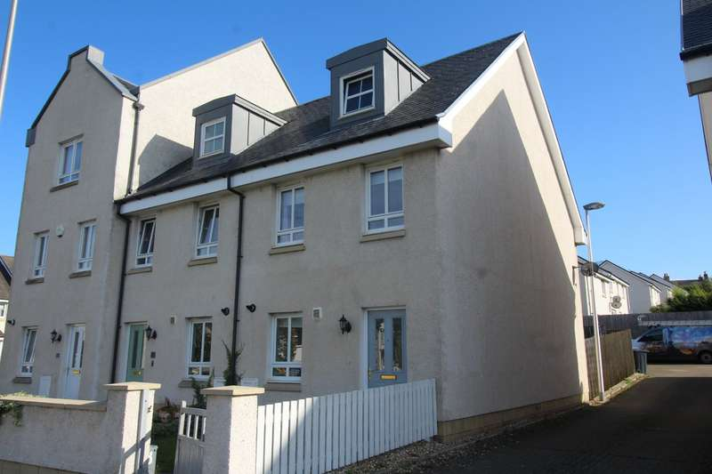 3 Bedrooms End Of Terrace House for sale in Easter Langside Gardens, Dalkeith, Midlothian, EH22