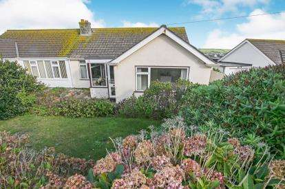 4 Bedrooms Bungalow for sale in Perranporth, Truro, Cornwall
