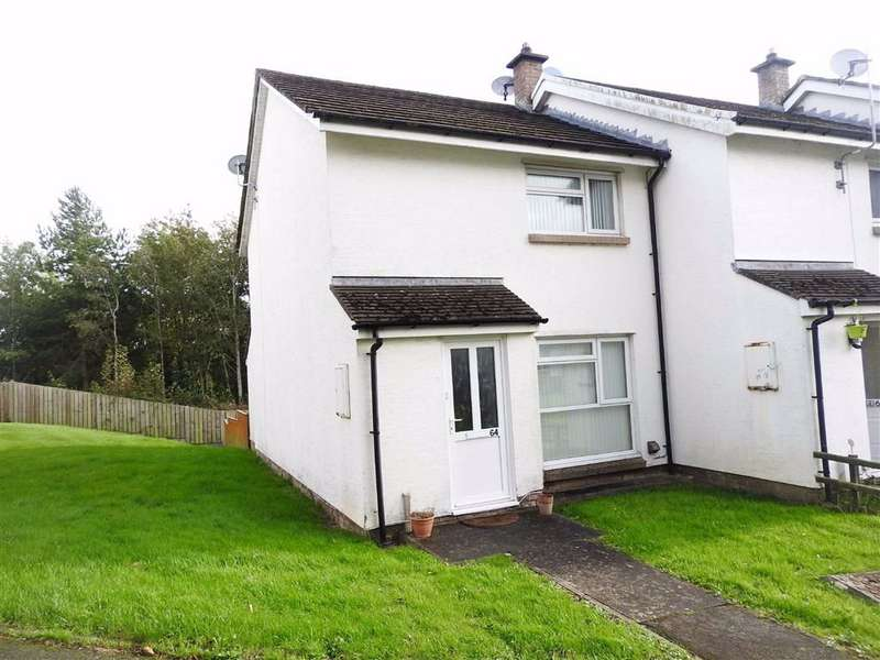2 Bedrooms End Of Terrace House for sale in Bro Teifi, Cardigan, Ceredigion