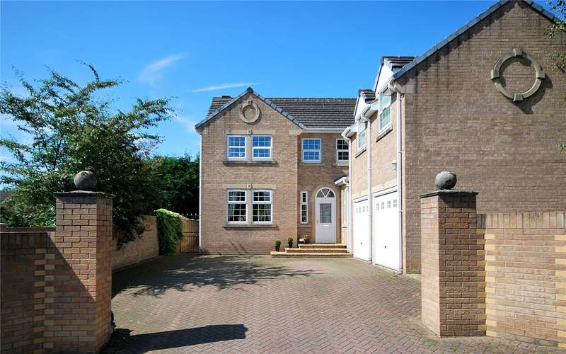5 Bedrooms Property for sale in Lea Croft Mirfield West Yorkshire