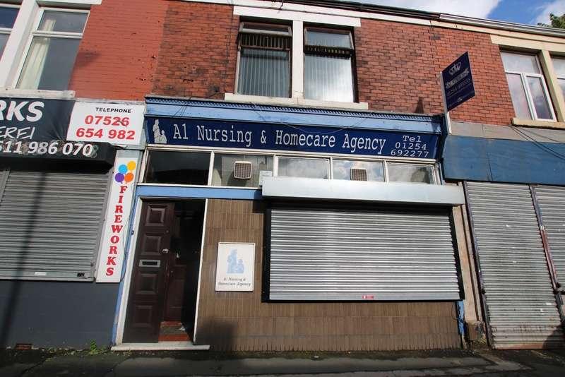 2 Bedrooms Terraced House for sale in New Chapel Street, Mill Hill, Blackburn
