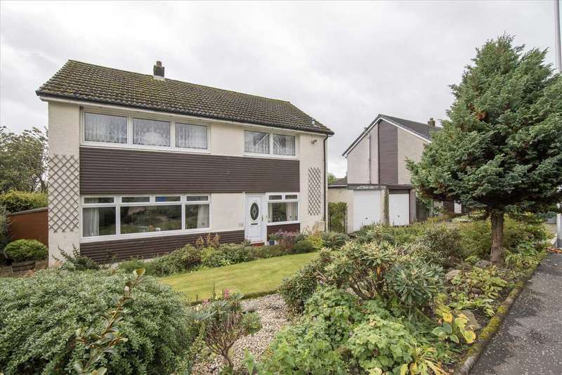 4 Bedrooms Detached House for sale in 18 White Wisp Gardens