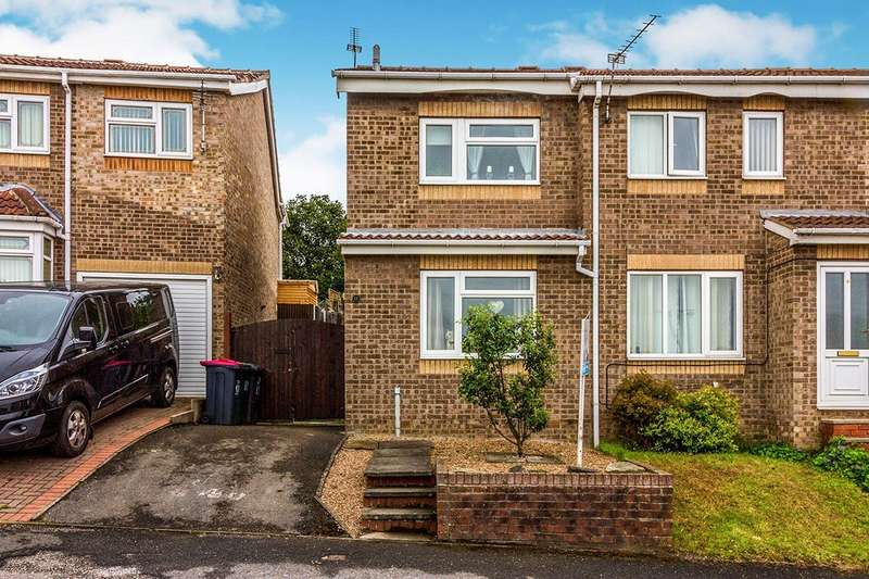 2 Bedrooms Semi Detached House for sale in Steventon Road, Thrybergh, Rotherham, South Yorkshire, S65