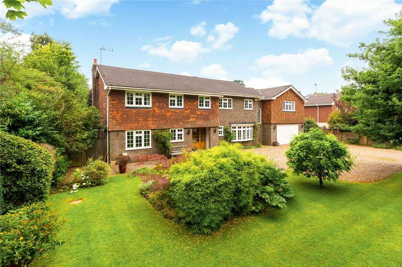 6 Bedrooms Detached House for sale in Leas Road, Warlingham, Surrey, CR6