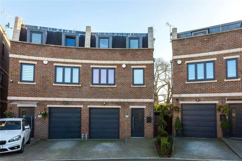 3 Bedrooms Semi Detached House for sale in Aspen Place, Bushey Heath, WD23