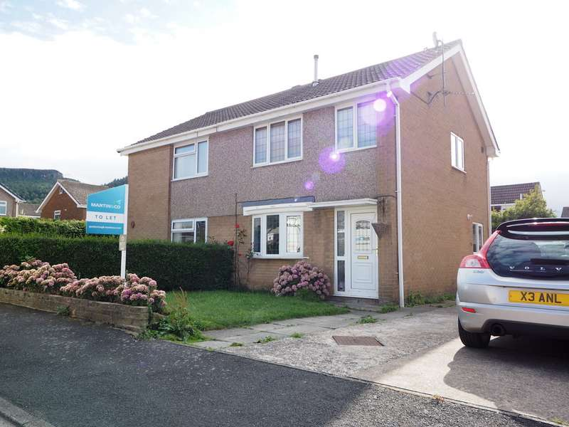 3 Bedrooms Semi Detached House for rent in Blankney Close, Guisborough TS14