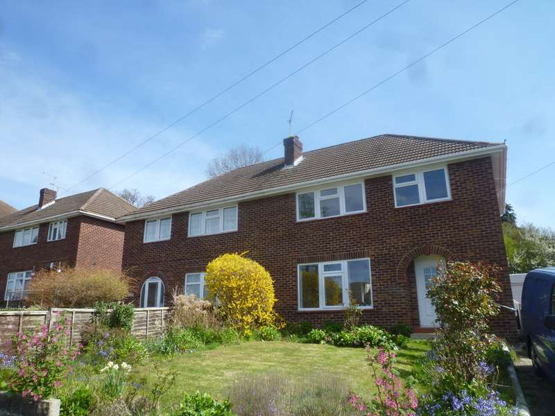 3 Bedrooms Semi Detached House for rent in Whitley Wood Road, Reading RG2