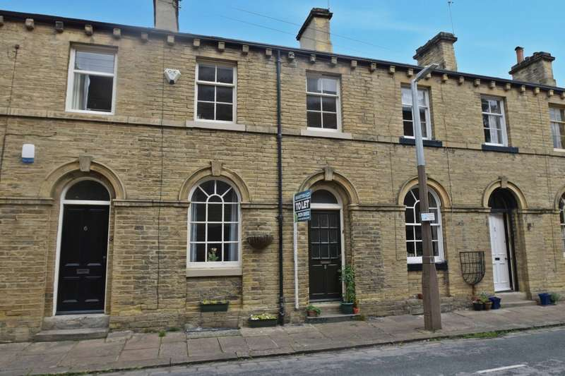 2 Bedrooms Terraced House for rent in Lower School Street, Saltaire BD18