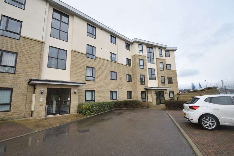 2 Bedrooms Apartment Flat for rent in Amber Wharf, Shipley BD17