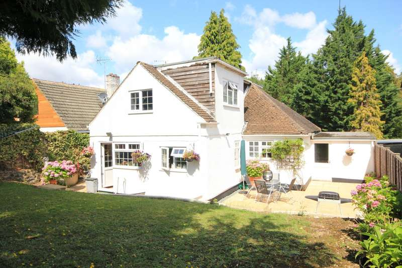 4 Bedrooms Detached House for sale in Oxford Road, Tilehurst, Reading, RG31