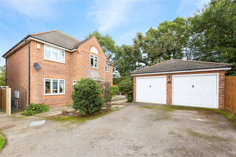 4 Bedrooms Detached House for sale in Appleby Drive, Langdon Hills, Essex, SS16