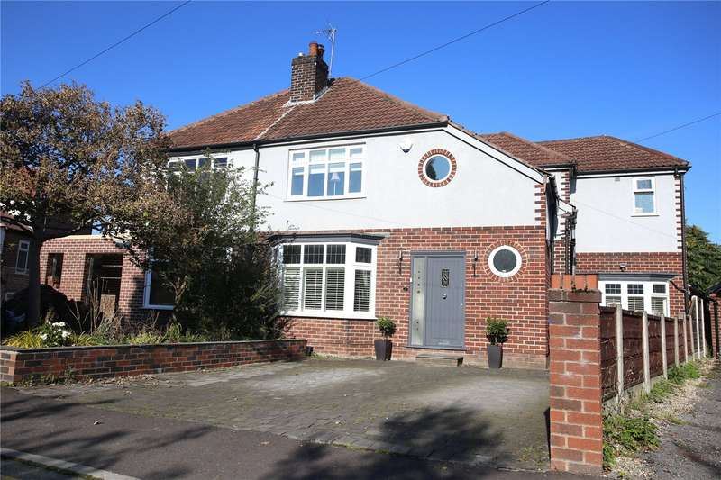 6 Bedrooms Semi Detached House for sale in Marton Avenue, Didsbury, Manchester, M20