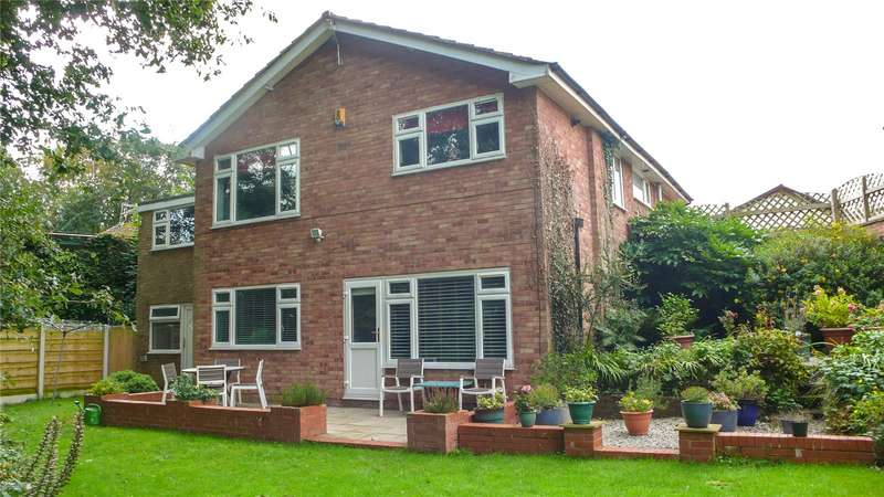 4 Bedrooms Detached House for sale in Kipling Close, Stockport, Greater Manchester, SK2