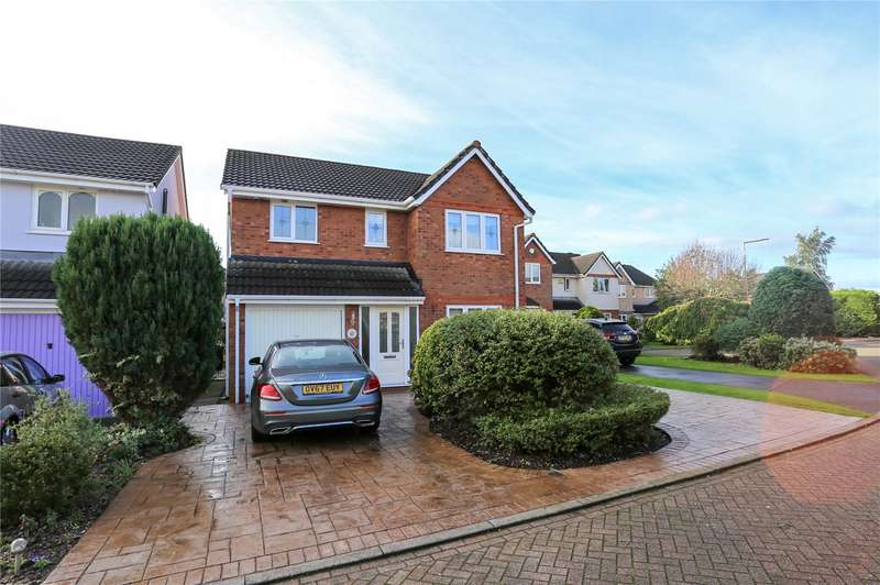 4 Bedrooms Detached House for sale in Welford Green, South Reddish, Stockport, SK5