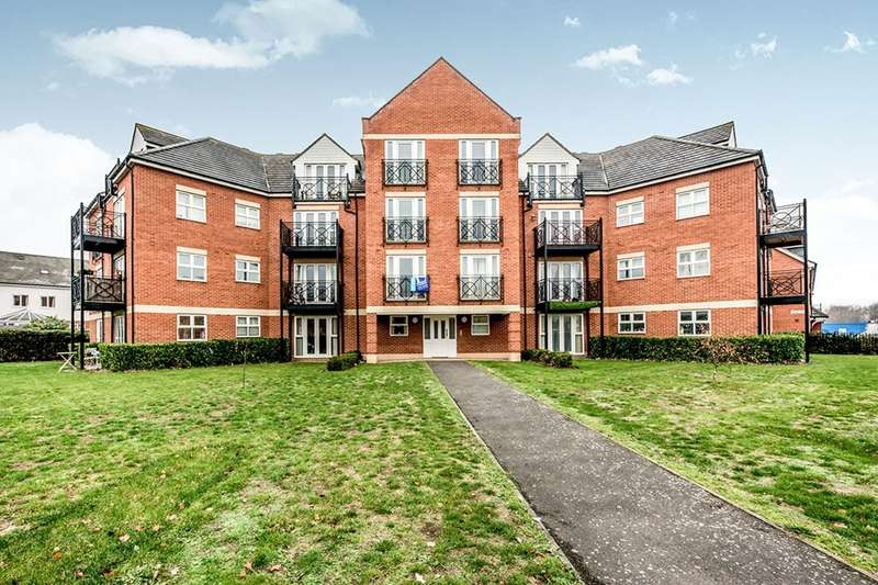 3 Bedrooms Apartment Flat for sale in Palgrave Road, Bedford, Bedfordshire, MK42
