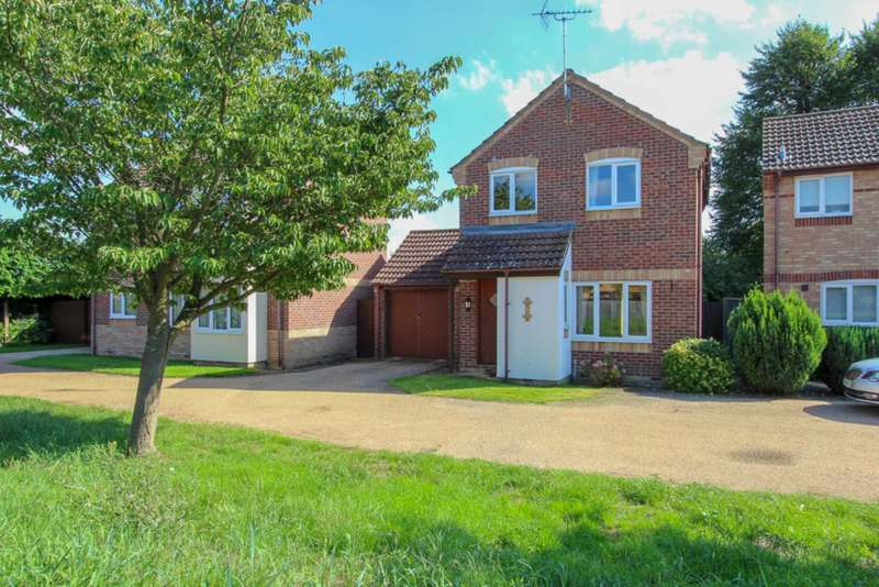 3 Bedrooms Detached House for rent in Ennion Close, Soham