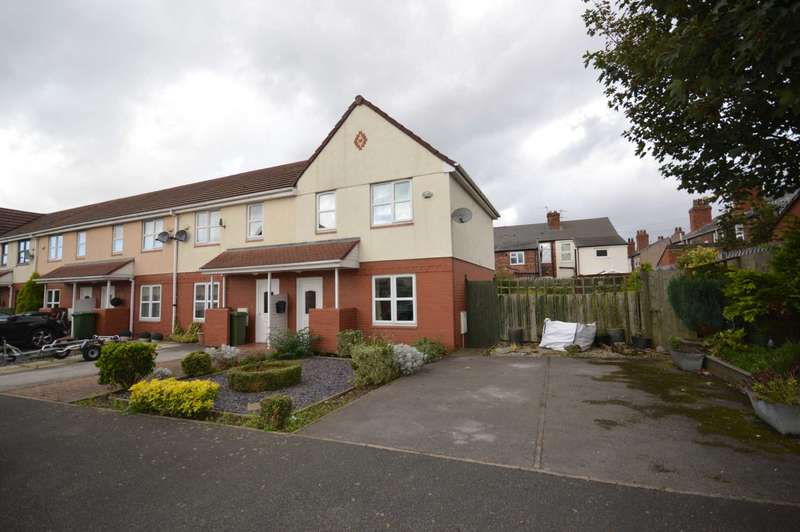 2 Bedrooms End Of Terrace House for sale in St Michaels Park, Port Sunlight